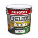Pintura Clorocaucho para Suelos | Delta Sport | Varios Colores Semi Mate