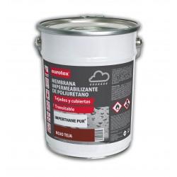Membrana Impermeabilizante de Poliuretano al Disolvente | Imperthane