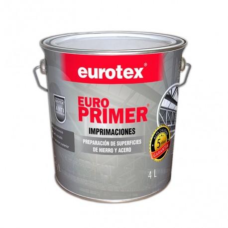 Imprimación para Hierro y Acero   EuroPrimer E-500