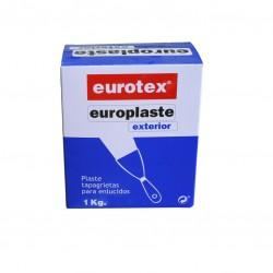 Masilla en Polvo | Europlaste Exterior Eurotex