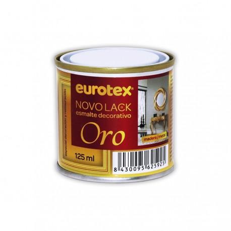 Esmalte Sintético Colores Oro y Plata | Novolack 125 ml.