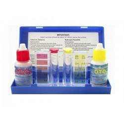 Test de pH y Cloro para Piscinas